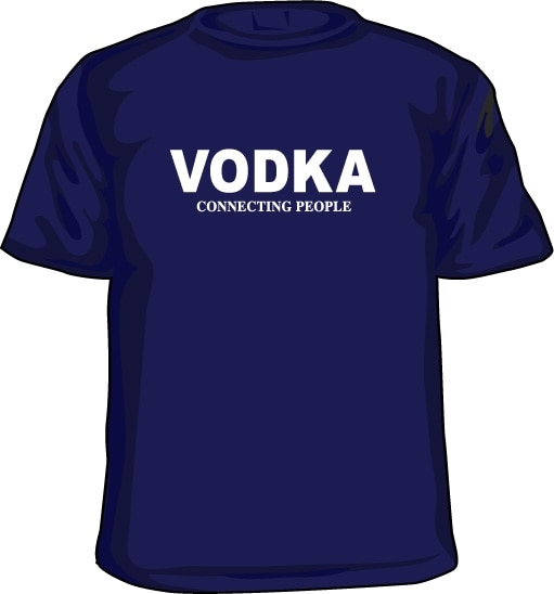 Vodka - Connecting People!