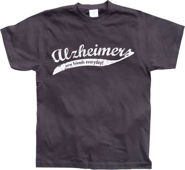 Alzheimers - New Friends Everyday!