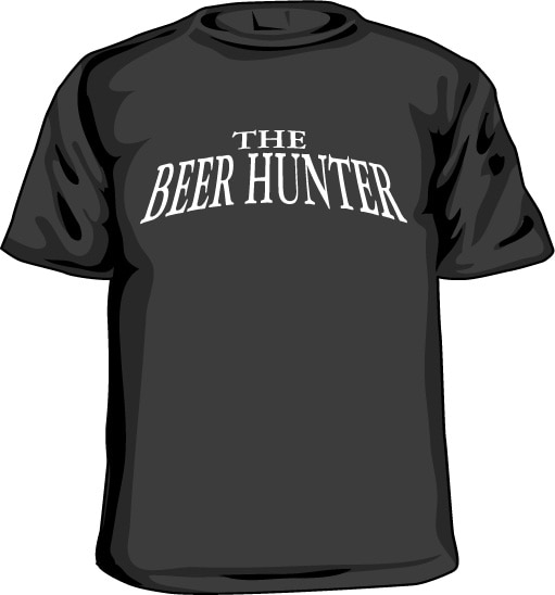 The Beer Hunter!