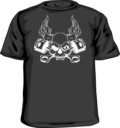 Skull & Pistons