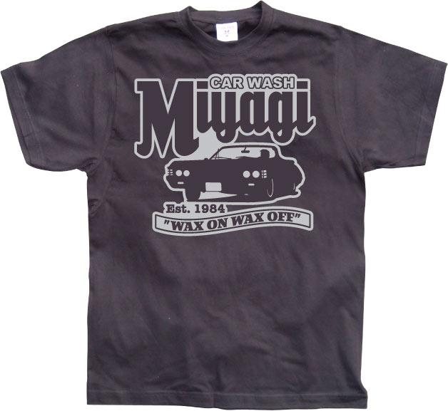Miyagis Car Wash