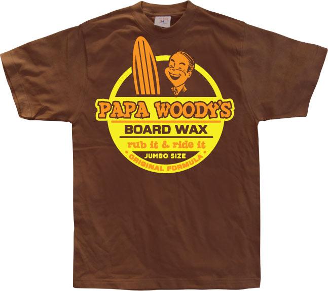 Papa Woodys Board Wax