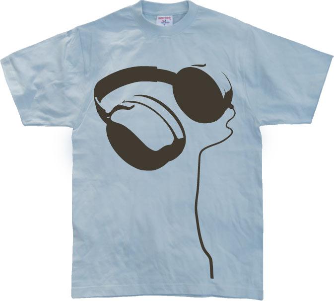 Headphones Allover