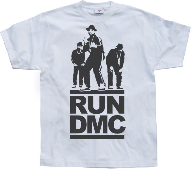RUN DMC Band T-Shirt