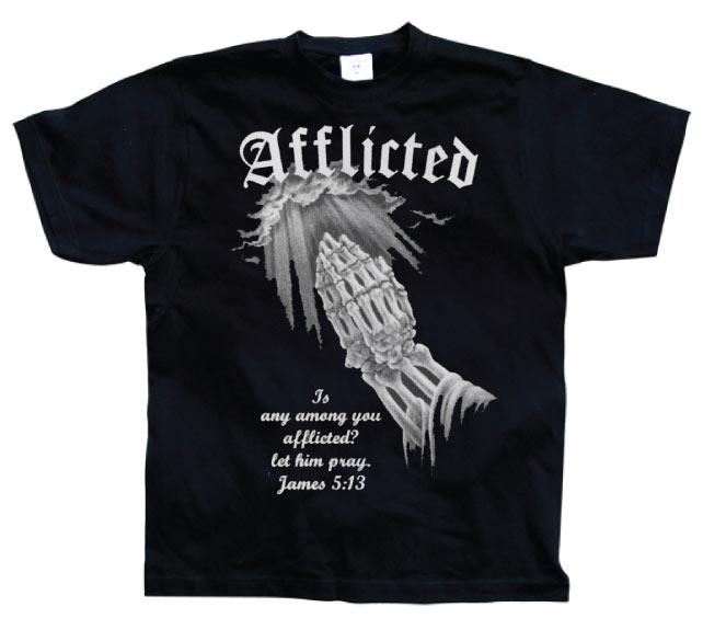 Afflicted T-Shirt