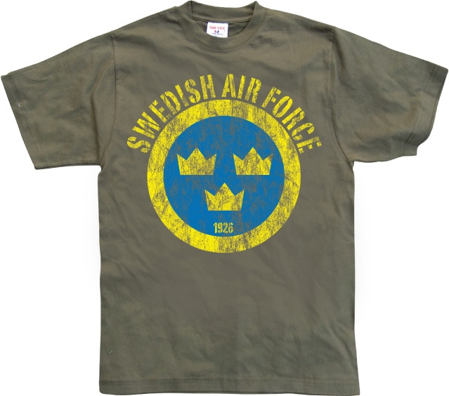 Swedish Airforce Distressed