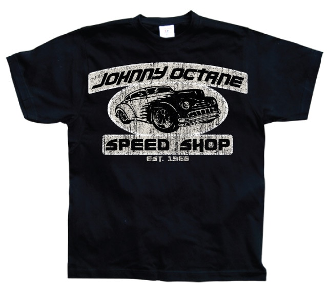 Johnny Octane Speed Shop
