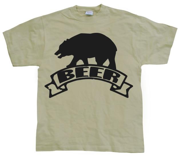 Beer-Bear T-shirt
