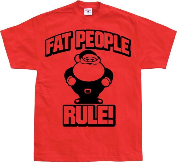Fat People Rule!