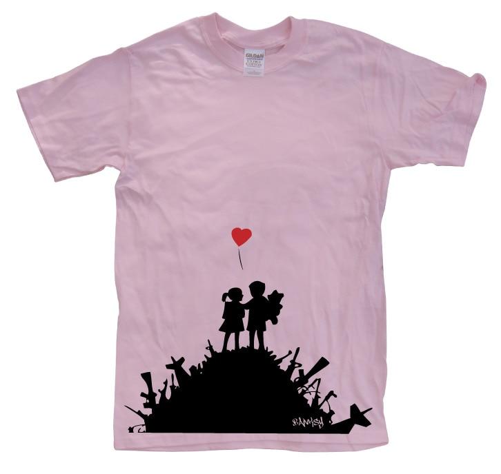 Banksy Finally T-Shirt