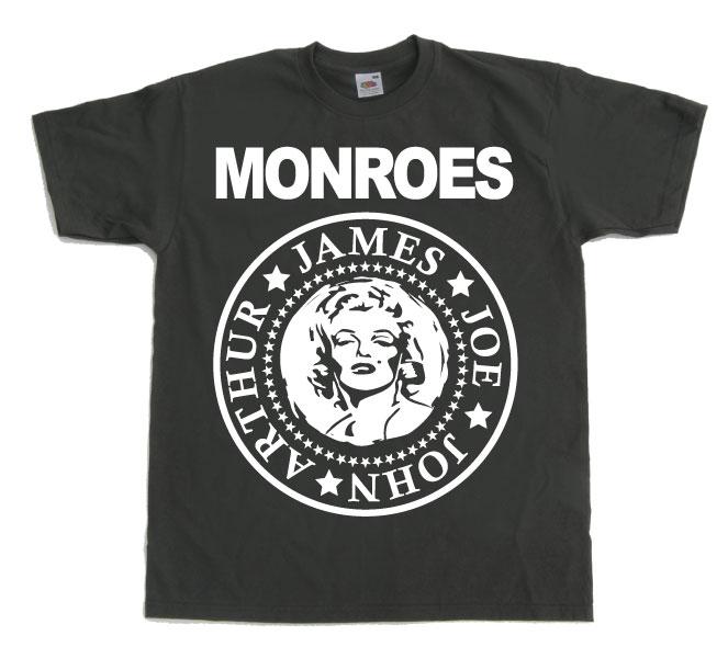 Monroes T-Shirts