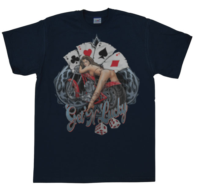 Get ´n Lucky T-Shirt
