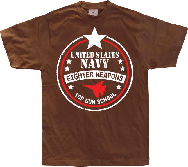 Top Gun School Vintage T-Shirt