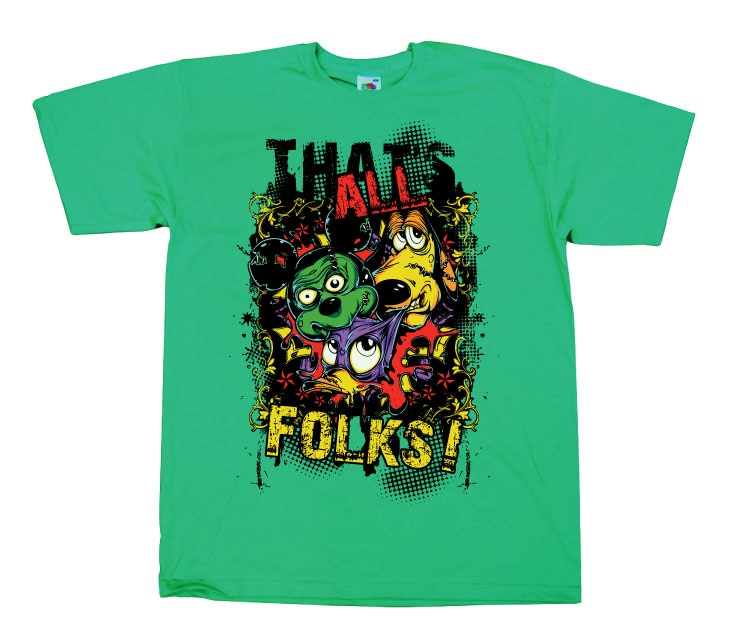 That´s All Folks T-Shirt
