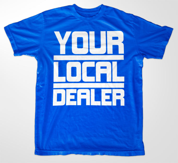 Your Local Dealer