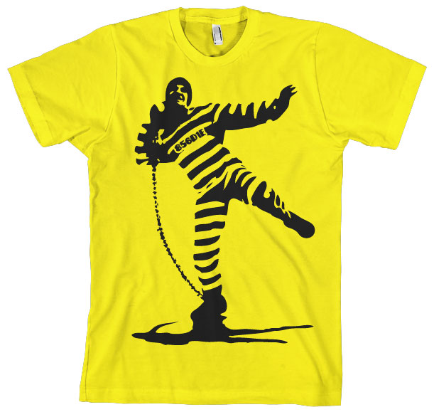Prisoner Shot-Out T-Shirt