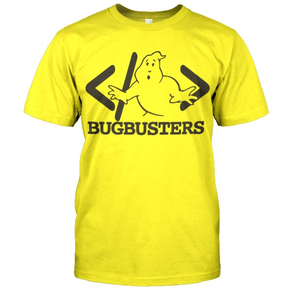 Bugbusters T-Shirt