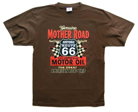 Genuine Mother Road T-Shirt