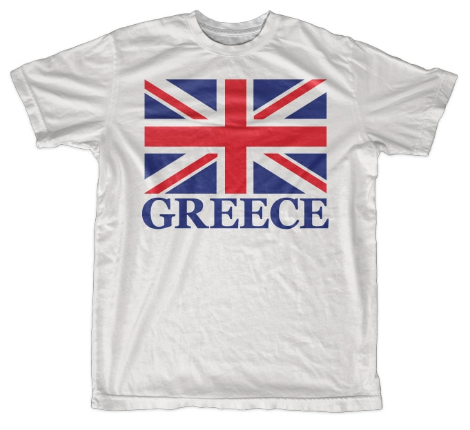 Great Greece T-Shirt