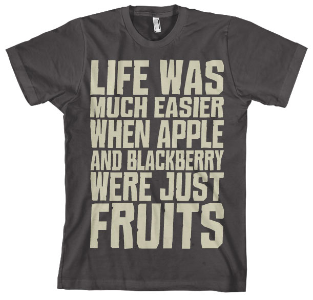 Life Was Easier... T-Shirt