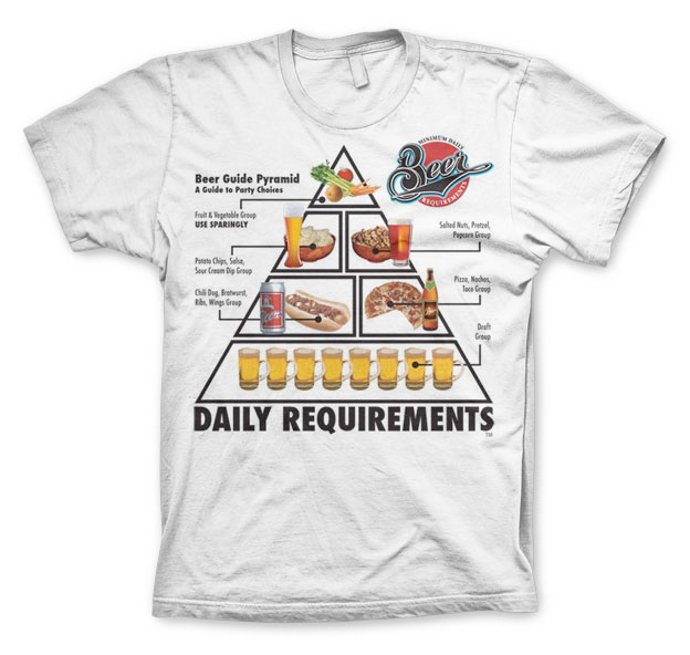 Daily Requirements T-Shirt