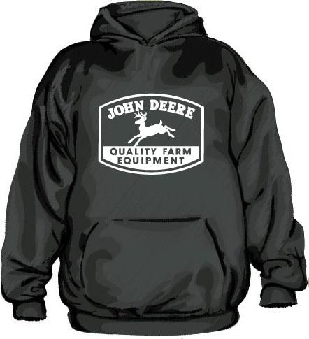 John Deere Quality Eq. Hoodie