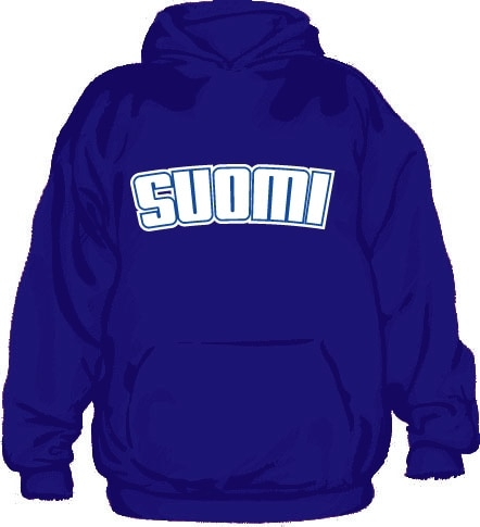 Suomi Hooded