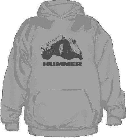 Hummer Hoodie