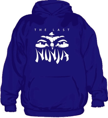 The Last Ninja Hoodie