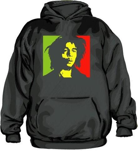 "Bob Marley ""One Love"" Hoodie"