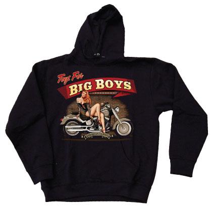 Toys For Big Boys Hoodie