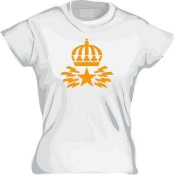 Televerket Girly T-shirt