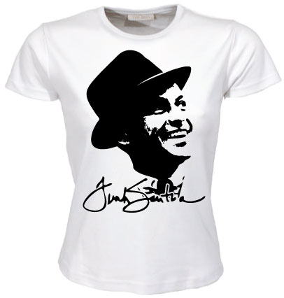 Frank Sinatra Girly T-shirt