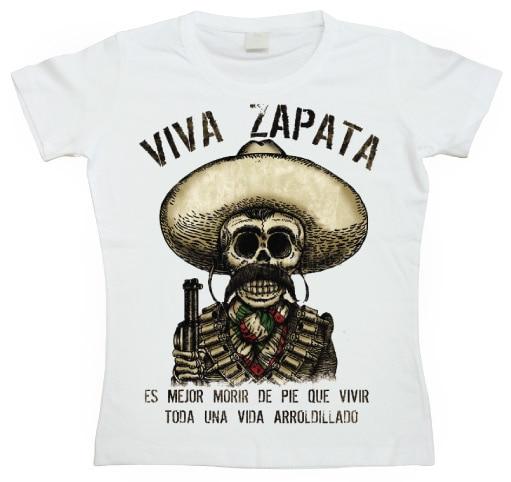 Viva Zapata 2 Girly T-shirt