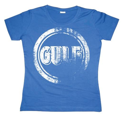 Gulf Distressed Girly T-shirt
