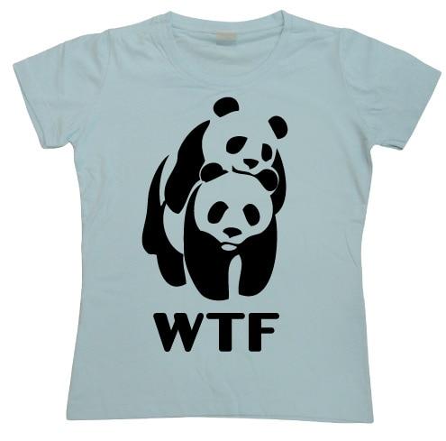 WTF Girly T-shirt