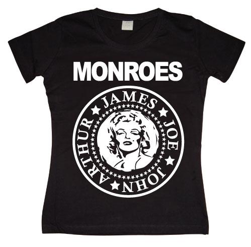 Monroes Girly T-shirt