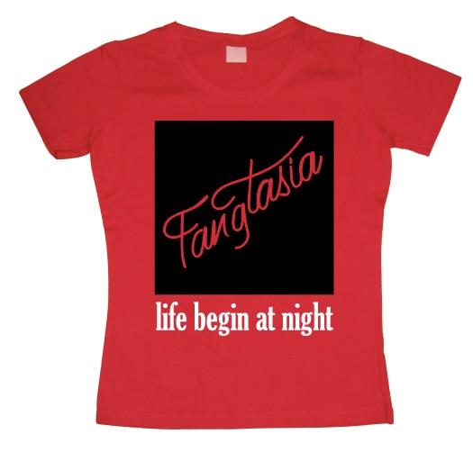 Fangtasia Girly T-shirt