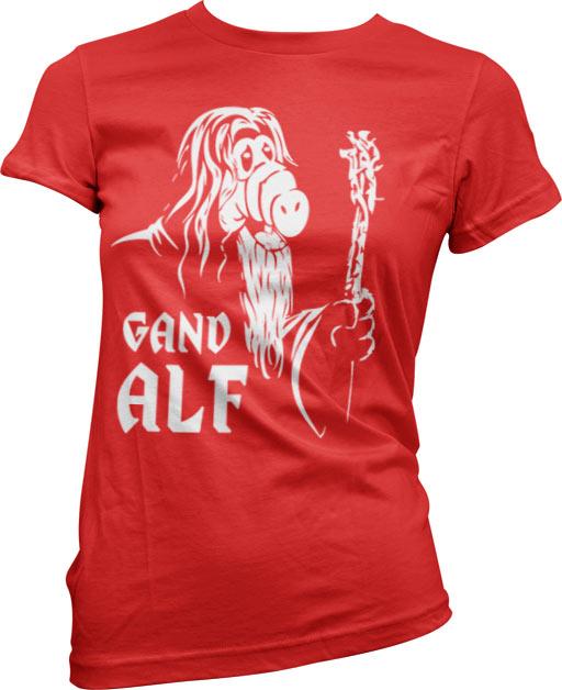 GandAlf Girly Tee