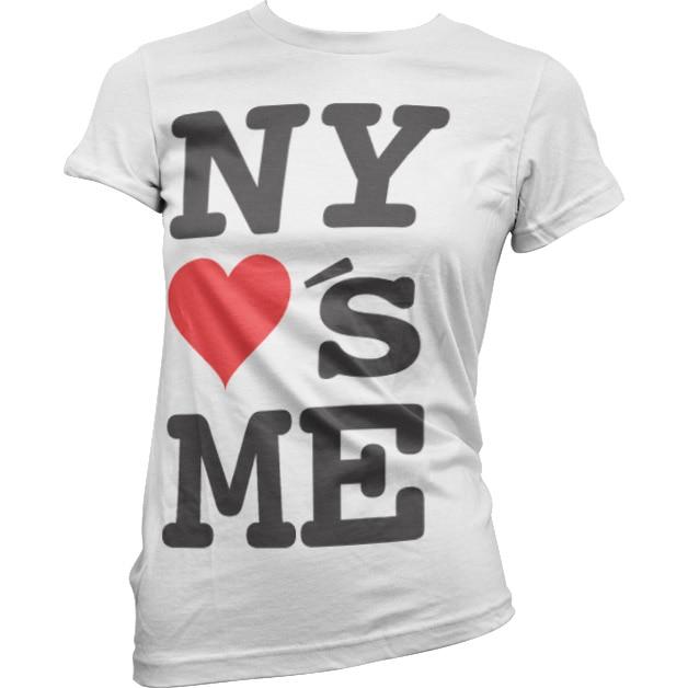 NY Loves Me! Girly Tee