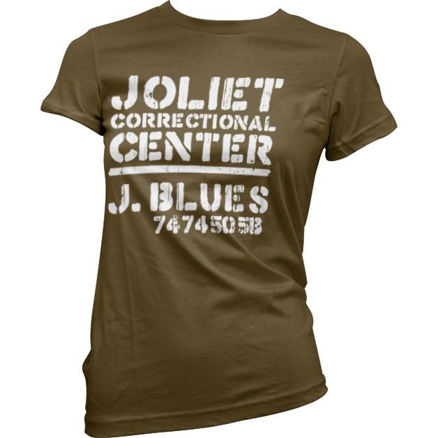 Joliet Correctional Center Girly T-shirt