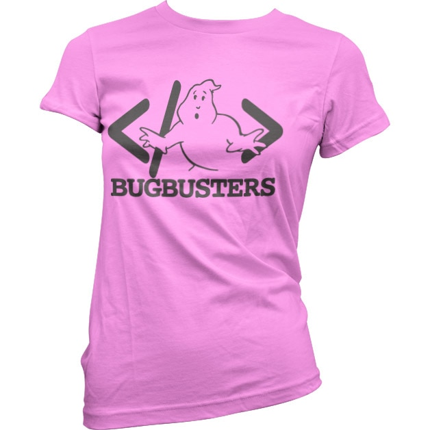 Bugbusters Girly T-Shirt