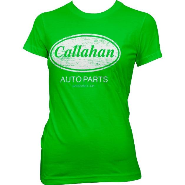 Callahan Autoparts Girly T-Shirt