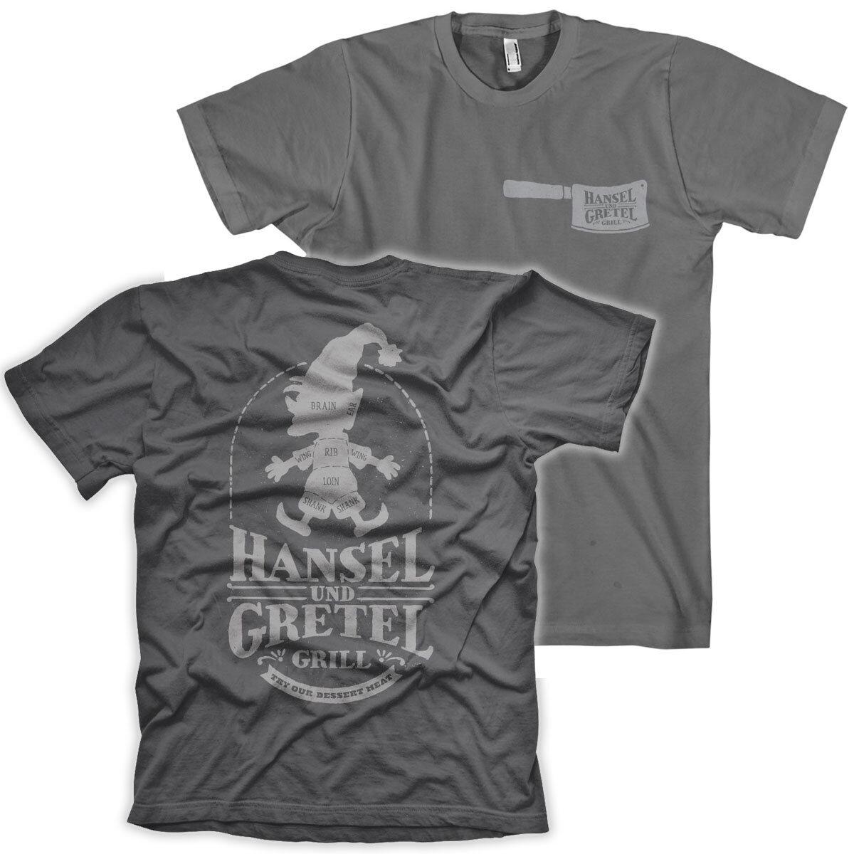 Hansel Und Gretel Grill T-Shirt
