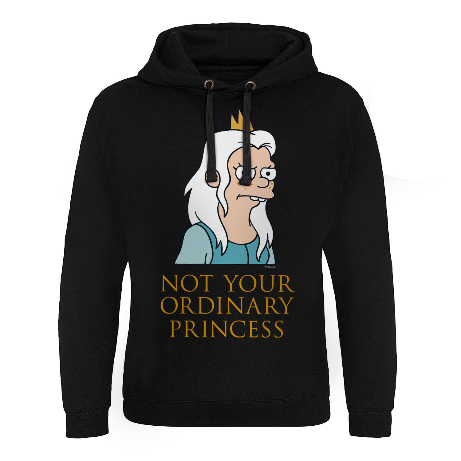 Not Your Ordinary Princess Epic Hoodie