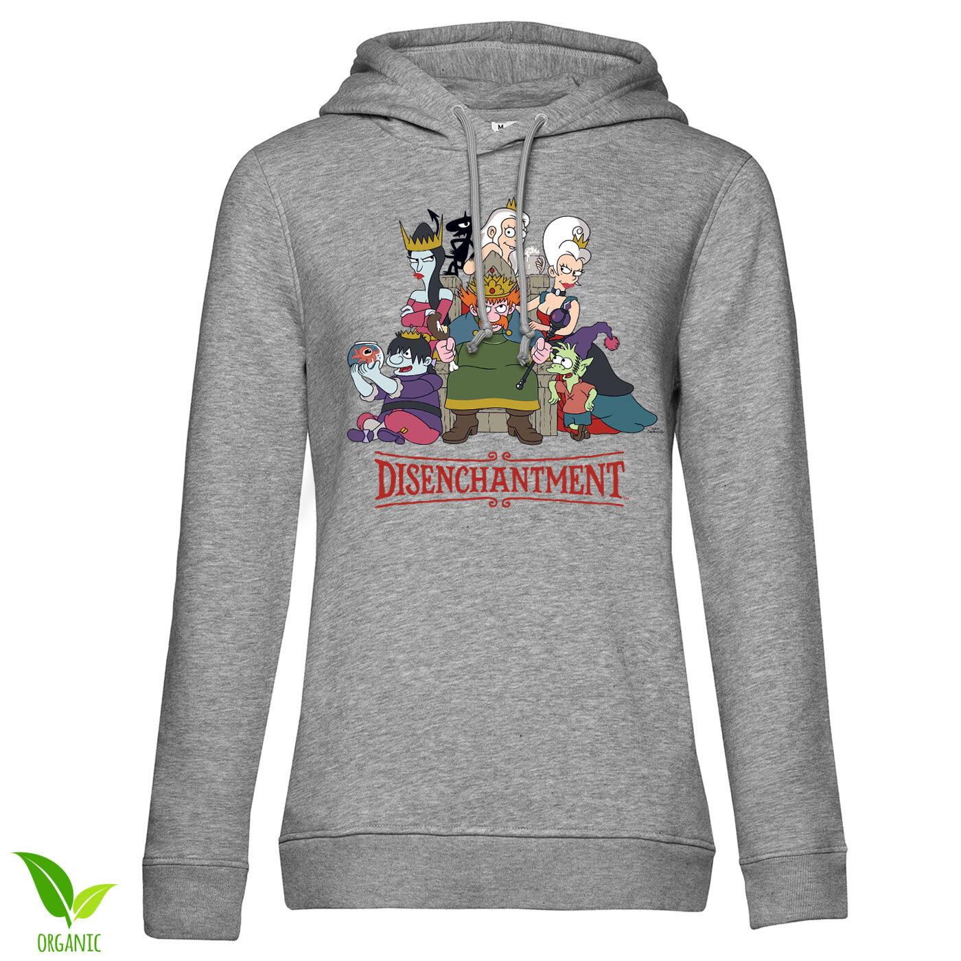 Disenchantment Girls Hoodie