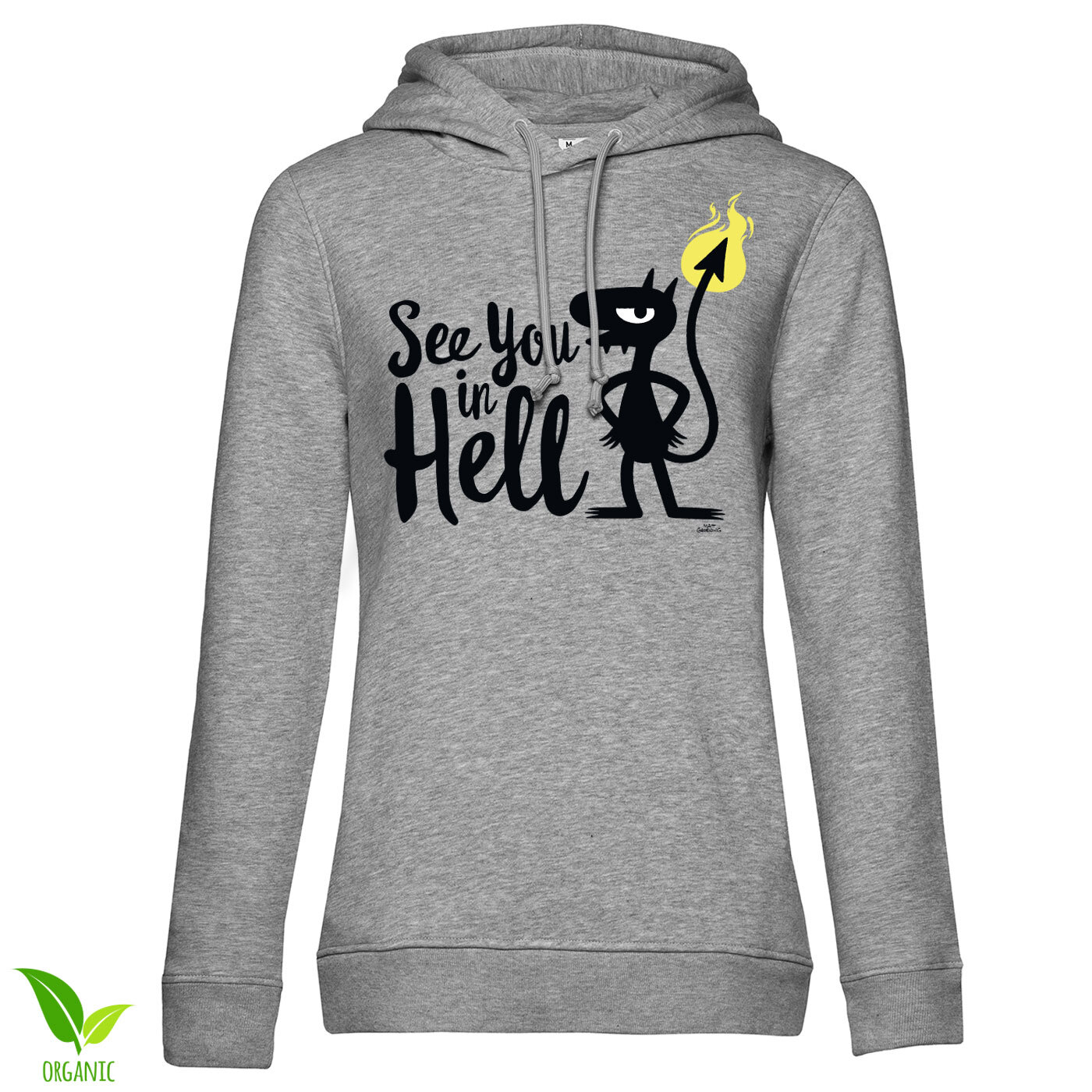 Luci - See You In Hell Girls Hoodie