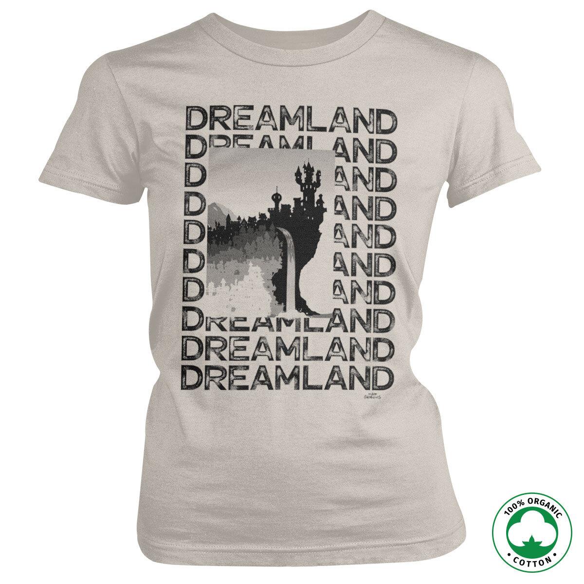 Dreamland Organic Girly Tee