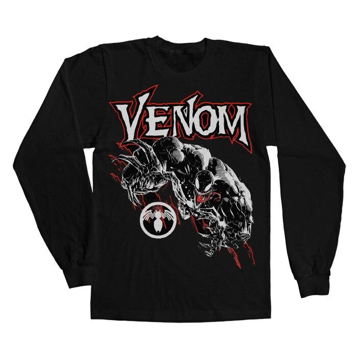 Venom Long Sleeve T-Shirt
