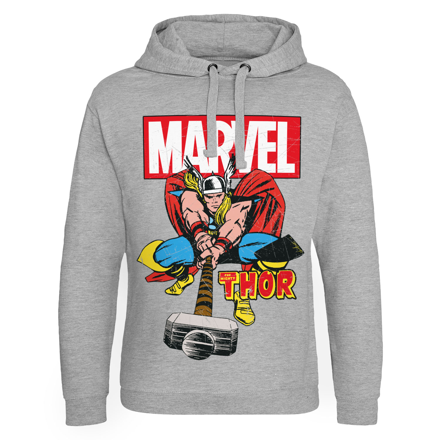 Marvel Comics - The Mighty Thor Epic Hoodie
